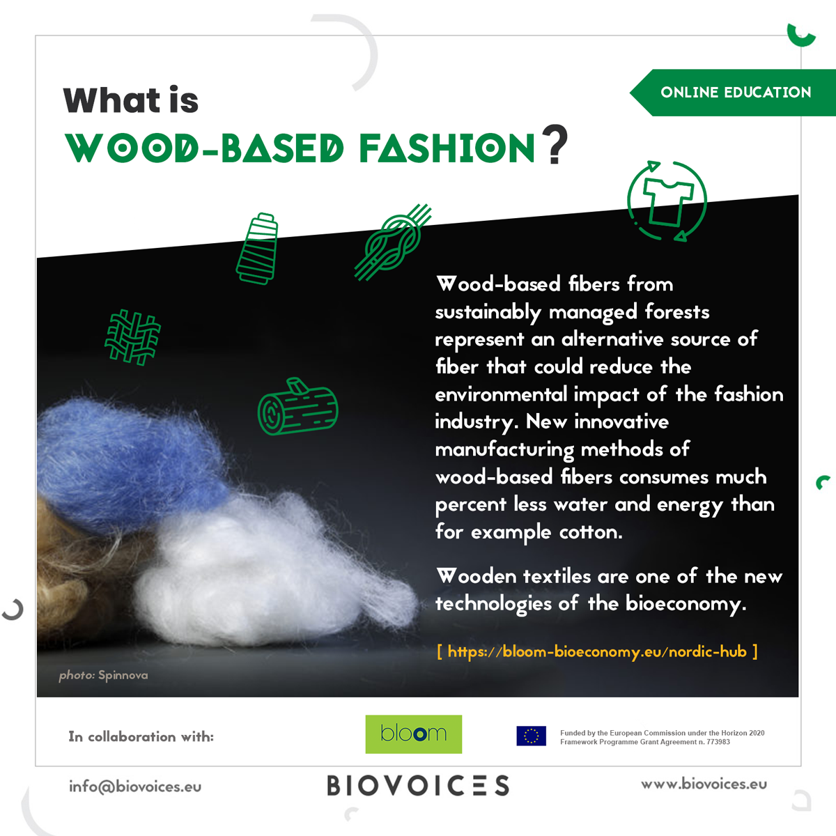 What is wood-based fashion?
